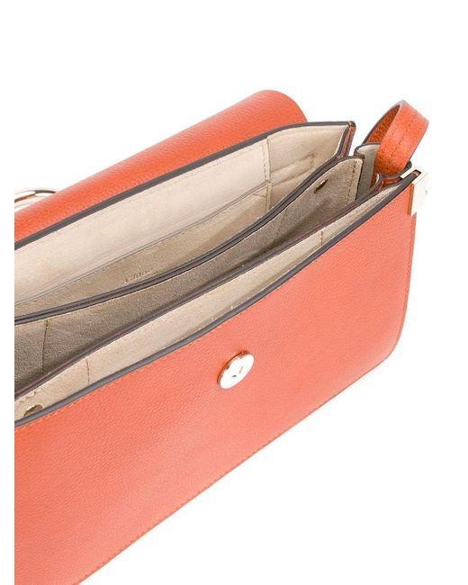 Small Faye Shoulder Bag Chloe                                                                                                              желтый цвет