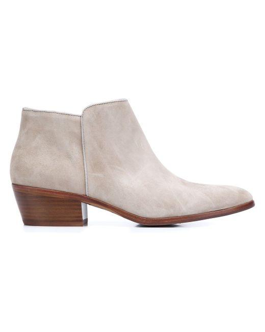Ботинки Petty Sam Edelman                                                                                                              серый цвет