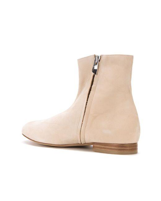 Ботинки По Щиколотку As Nubuck ASTRAET                                                                                                              коричневый цвет