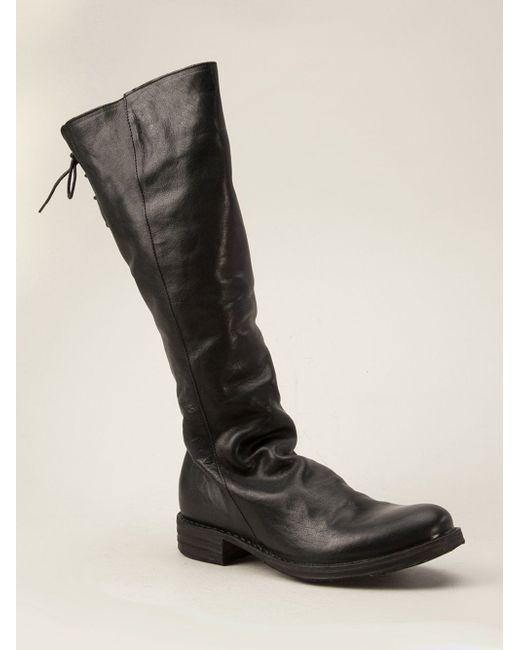 Emma Boot Fiorentini+Baker                                                                                                              чёрный цвет