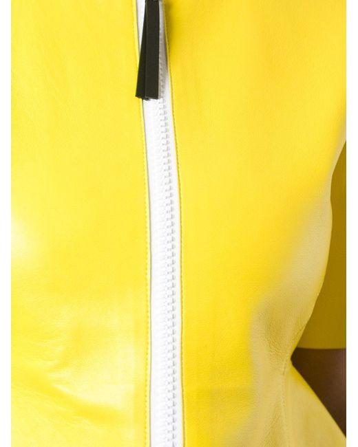 Жакет С Баской Marni                                                                                                              желтый цвет