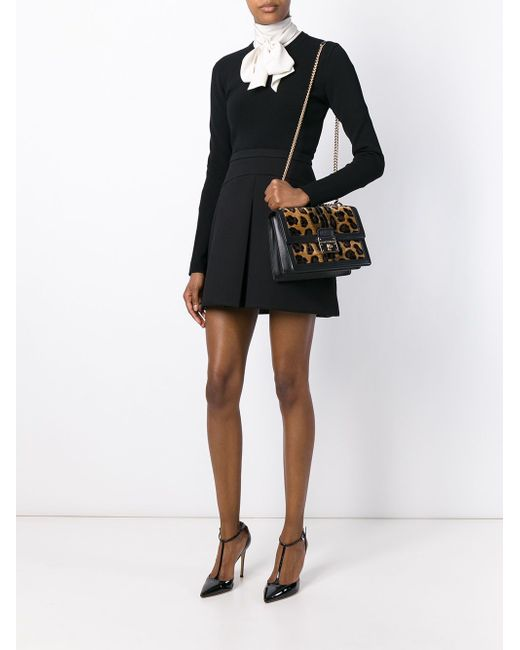 Сумка На Плечо Rosalia Dolce & Gabbana                                                                                                              чёрный цвет