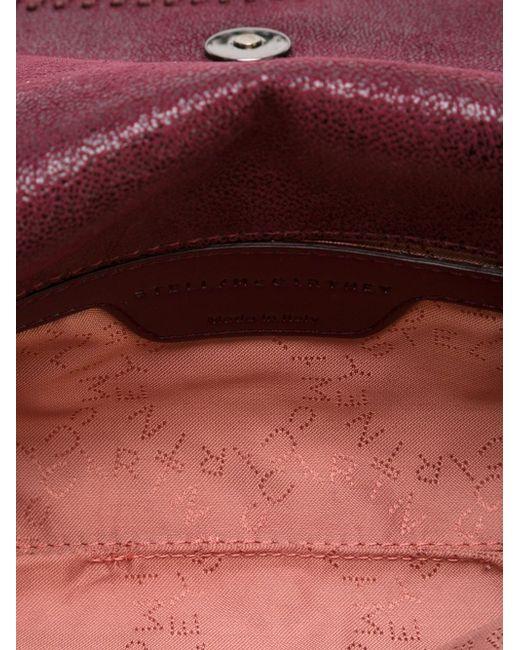 Сумка Через Плечо Falabella Stella Mccartney                                                                                                              красный цвет
