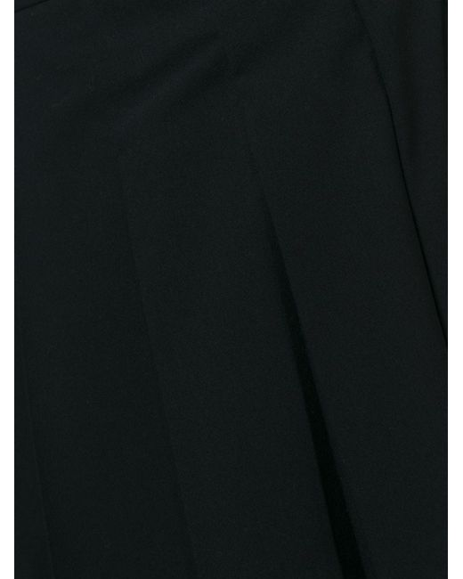 Классические Брюки И Юбка Comme Des Garcons                                                                                                              чёрный цвет