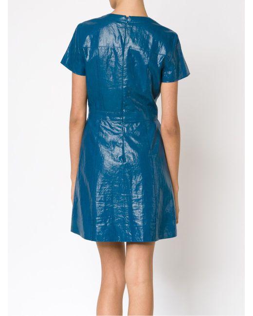 Платье Daeza Creatures of the Wind                                                                                                              синий цвет