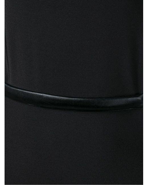 Слитный Купальник С Вырезами По Бокам Fleur du Mal                                                                                                              чёрный цвет