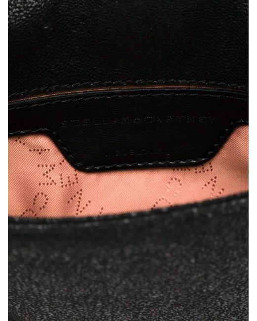 Декорированная Сумка Через Плечо Falabella Stella Mccartney                                                                                                              чёрный цвет