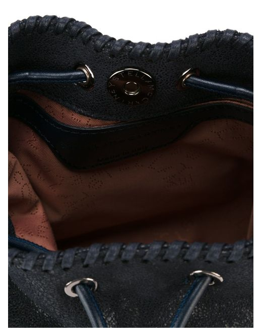 Сумка-Мешок Falabella Stella Mccartney                                                                                                              синий цвет