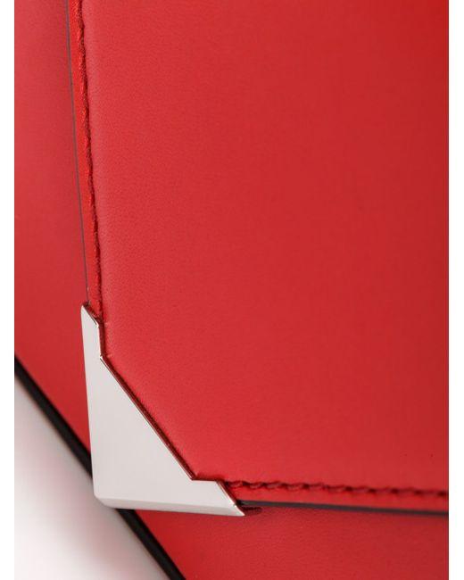 Сумка Через Плечо Prisma Alexander Wang                                                                                                              красный цвет