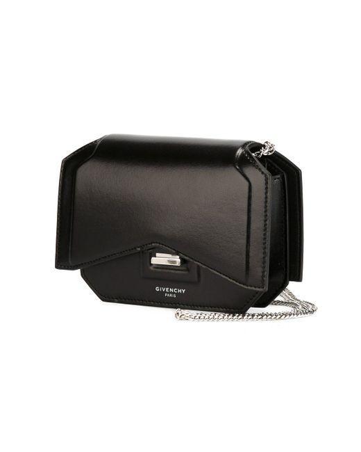 Сумка На Плечо Bow Cut Givenchy                                                                                                              чёрный цвет