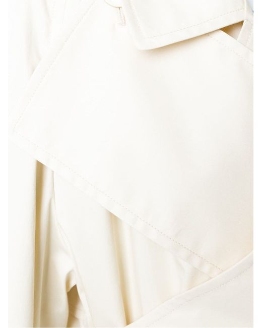 Тренч С Запахом J.W. Anderson                                                                                                              Nude & Neutrals цвет