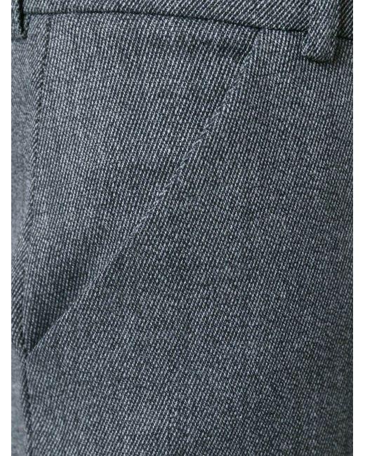 Расклешенные Брюки Dolce & Gabbana                                                                                                              серый цвет