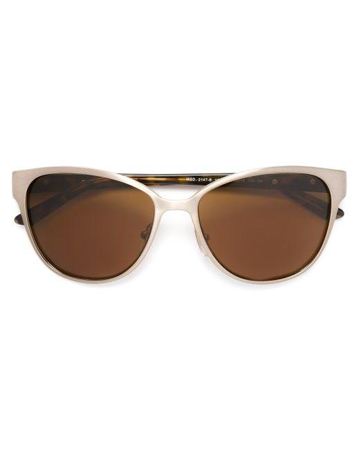 Солнцезащитные Очки Versace                                                                                                              серебристый цвет
