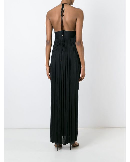 Платье Amer Maria Lucia Hohan                                                                                                              чёрный цвет