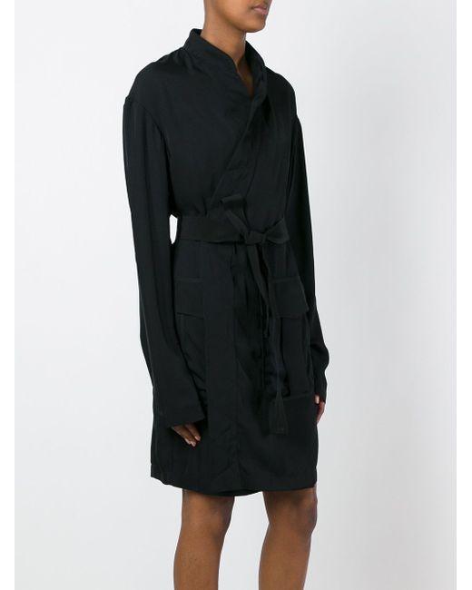 Платье Dateless A.F.Vandevorst                                                                                                              чёрный цвет