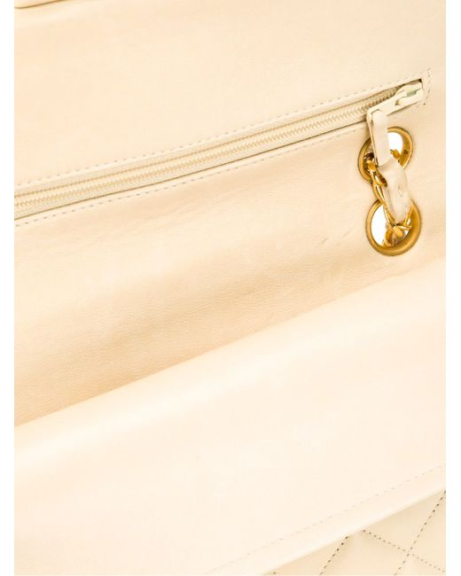 Сумка На Плечо 2.55 Chanel Vintage                                                                                                              коричневый цвет