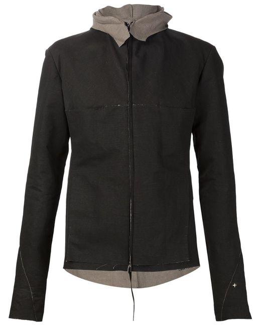 Zip Hood Jacket MA+                                                                                                              серый цвет