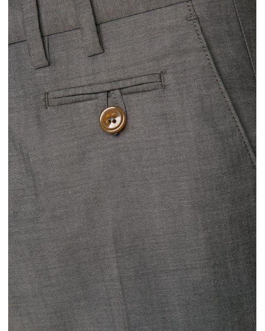 Классические Брюки Vivienne Westwood                                                                                                              серый цвет