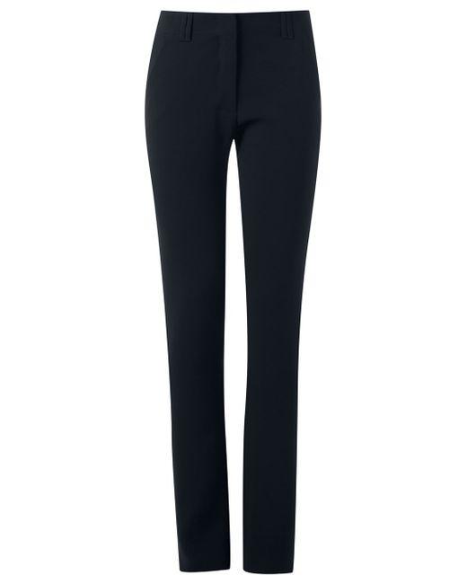 Straight Leg Trousers GLORIA COELHO                                                                                                              синий цвет