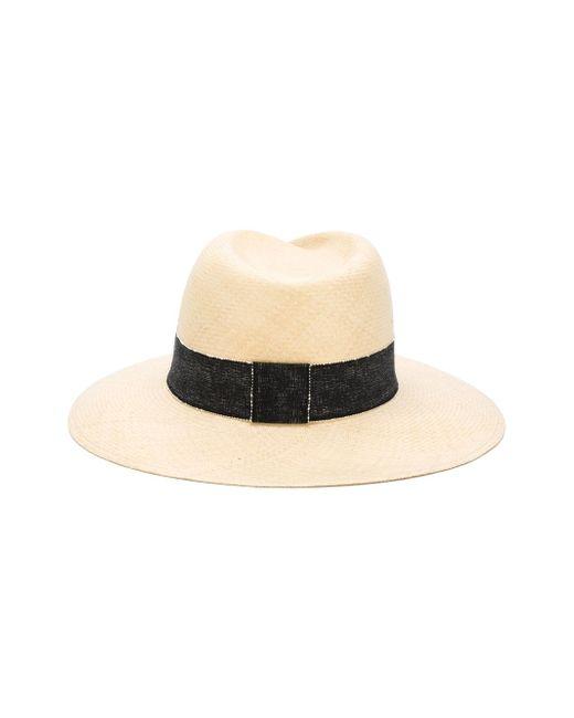 Шляпа Virginie Maison Michel                                                                                                              Nude & Neutrals цвет