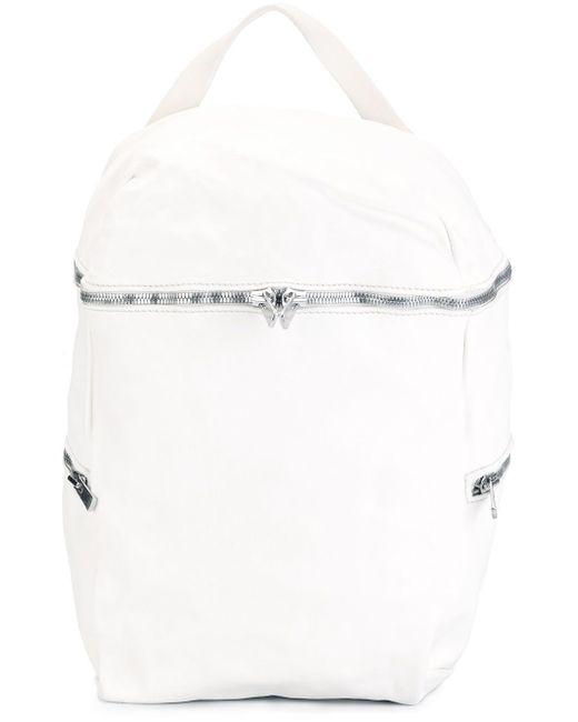 Рюкзак С Ручкой GUIDI                                                                                                              белый цвет