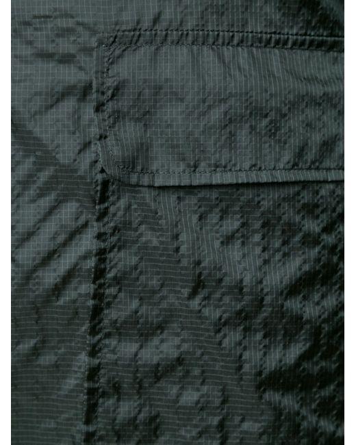 Тренч С Поясом Arthur Arbesser                                                                                                              чёрный цвет