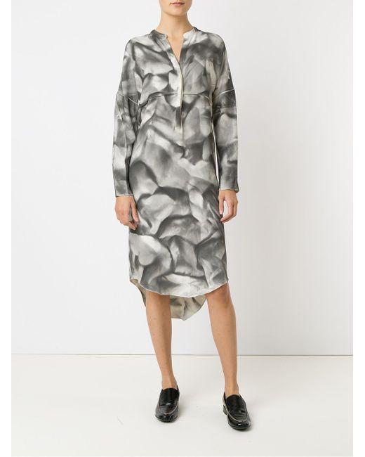 Acre Tinturado Dress Uma | Raquel Davidowicz                                                                                                              чёрный цвет