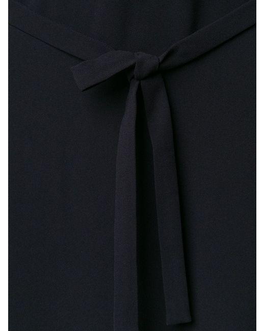 Платье На Бретельках С Оборками J.W. Anderson                                                                                                              синий цвет