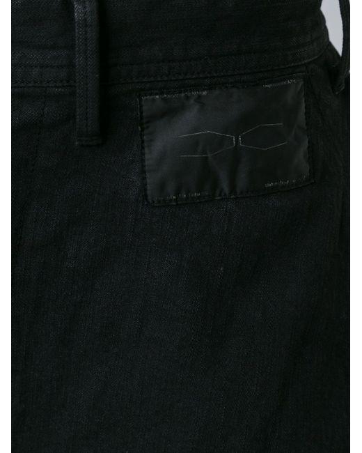Джинсовые Шаровары JULIUS                                                                                                              чёрный цвет