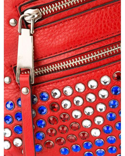 Рюкзак P.Y.T Marc Jacobs                                                                                                              красный цвет
