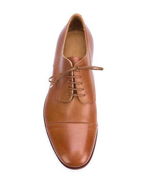 Туфли Дерби Walker ARMANDO CABRAL                                                                                                              коричневый цвет