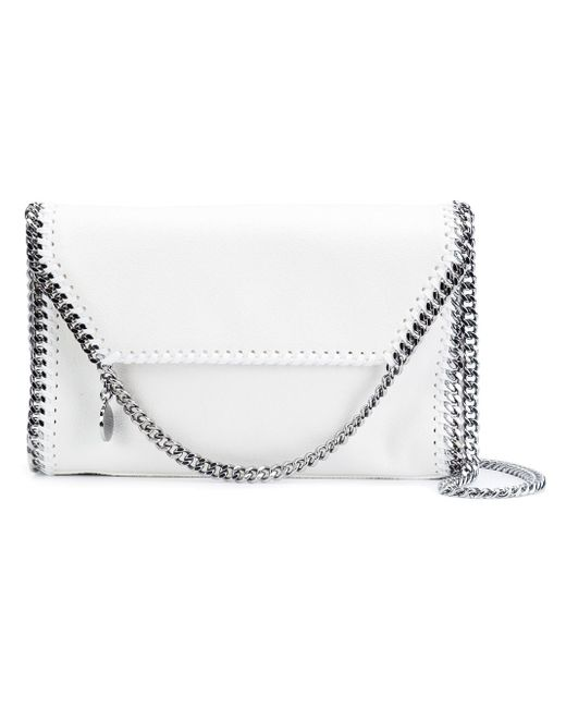 Falabella Shoulder Bag Stella Mccartney                                                                                                              белый цвет