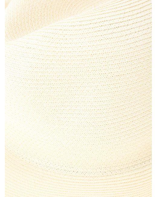Шляпа Wire KIJIMA TAKAYUKI                                                                                                              белый цвет