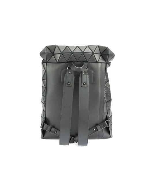 Рюкзак Drum-1 BAO BAO ISSEY MIYAKE                                                                                                              чёрный цвет