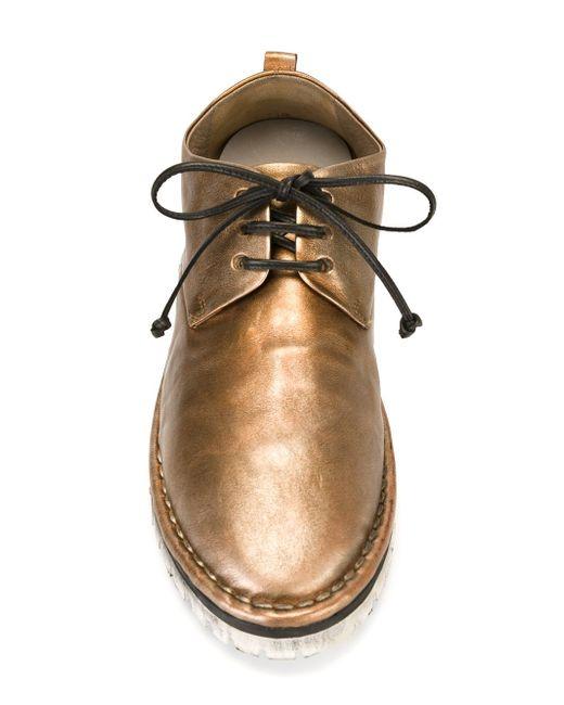 Туфли Броги Santacco Marsell                                                                                                              серебристый цвет