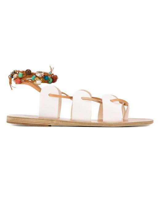 Сандалии Amaryllis ANCIENT GREEK SANDALS                                                                                                              белый цвет