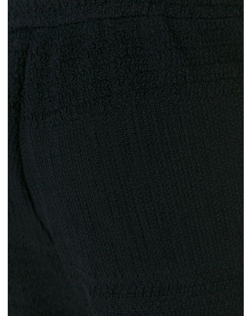 Текстурированные Спортивные Брюки Chalayan                                                                                                              чёрный цвет