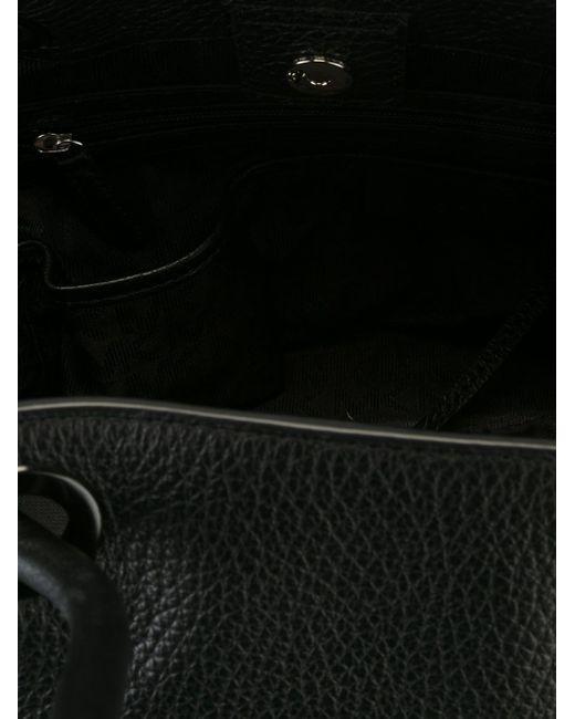 Большая Сумка-Тоут Dalia Michael Michael Kors                                                                                                              чёрный цвет