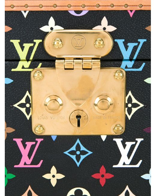 Сумка-Косметичка Boite Pharmacie LOUIS VUITTON VINTAGE                                                                                                              многоцветный цвет