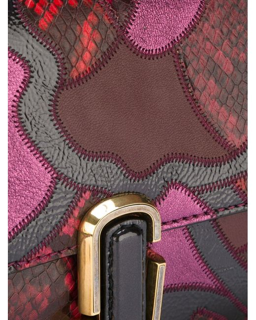 Сумка На Плечо J Marc Marc Jacobs                                                                                                              розовый цвет