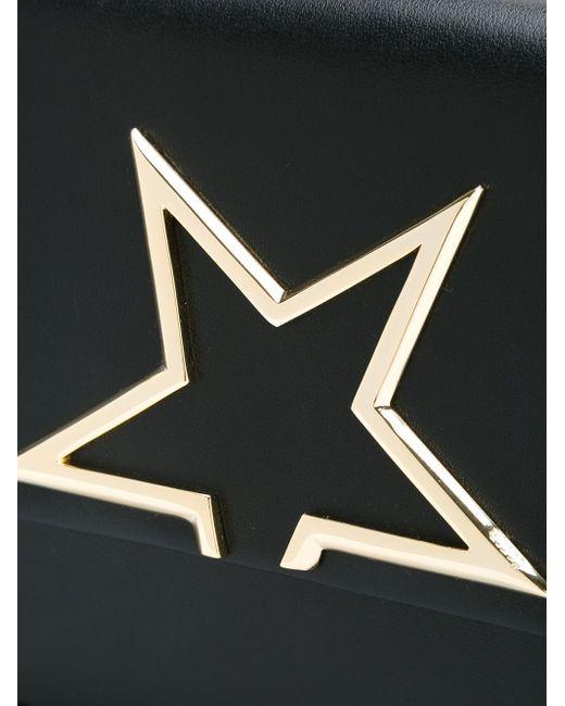 Клатч Vedette Star Golden Goose                                                                                                              чёрный цвет