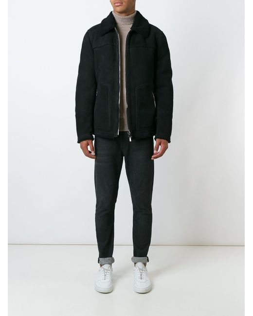 Куртка На Молнии Drome                                                                                                              чёрный цвет