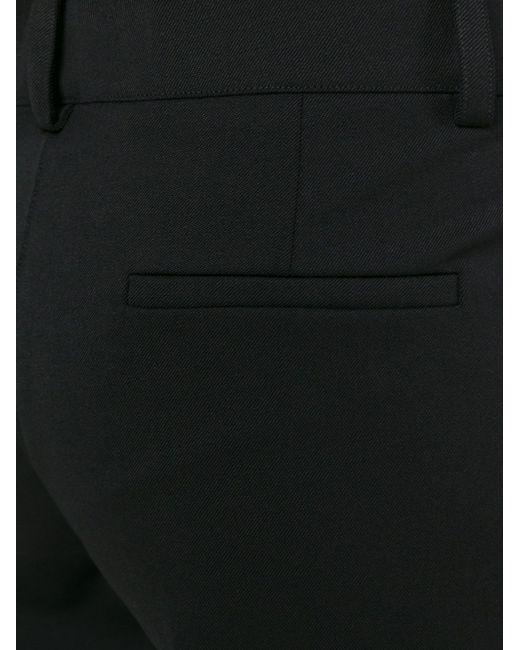 Укороченные Брюки Lily P.A.R.O.S.H.                                                                                                              чёрный цвет