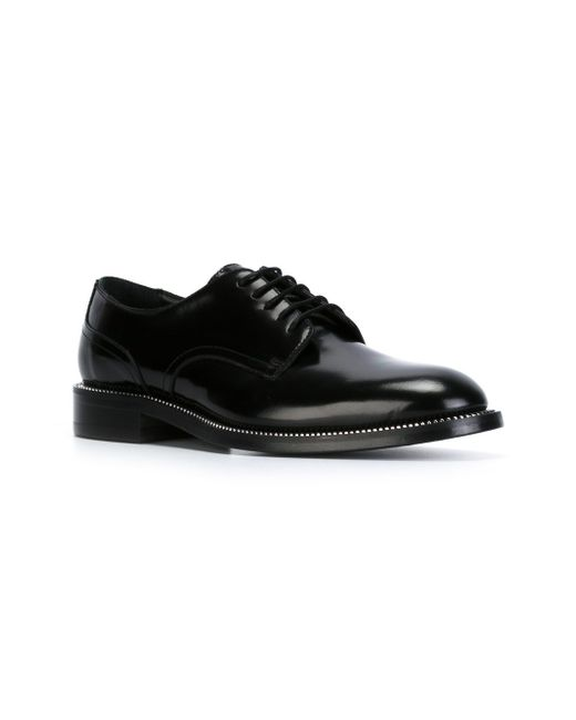 Классические Туфли Dsquared2                                                                                                              чёрный цвет