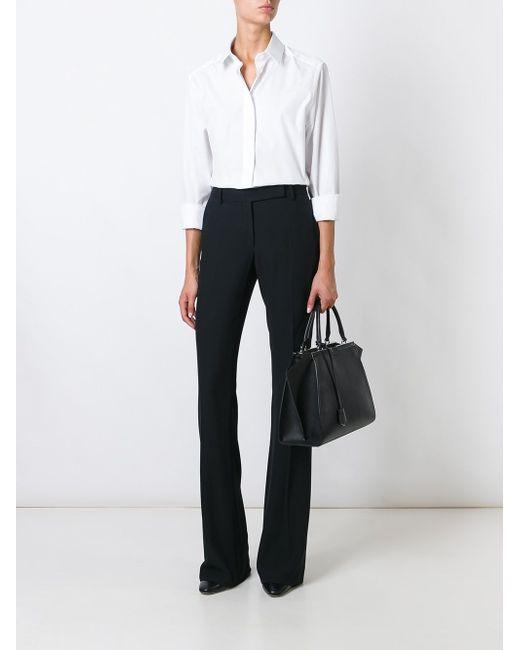 Классическая Рубашка Dolce & Gabbana                                                                                                              белый цвет