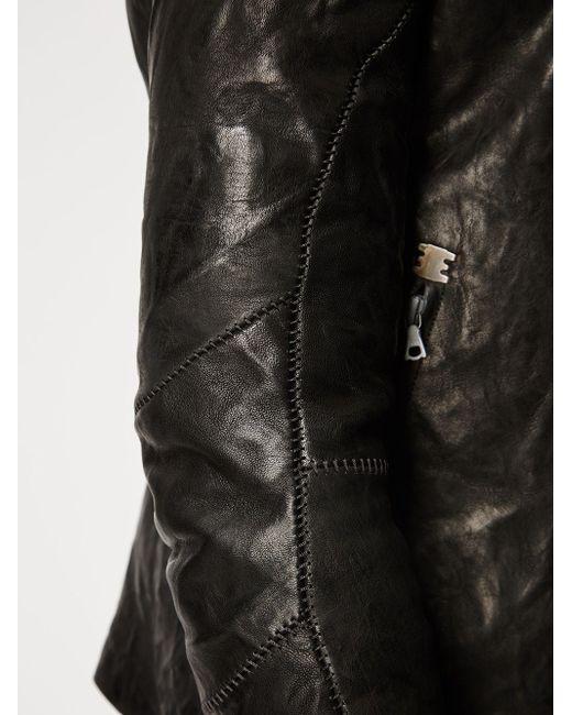 Куртка С Высоким Воротом Isaac Sellam Experience                                                                                                              чёрный цвет
