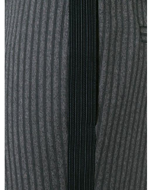 Брюки В Полоску Marc Jacobs                                                                                                              серый цвет
