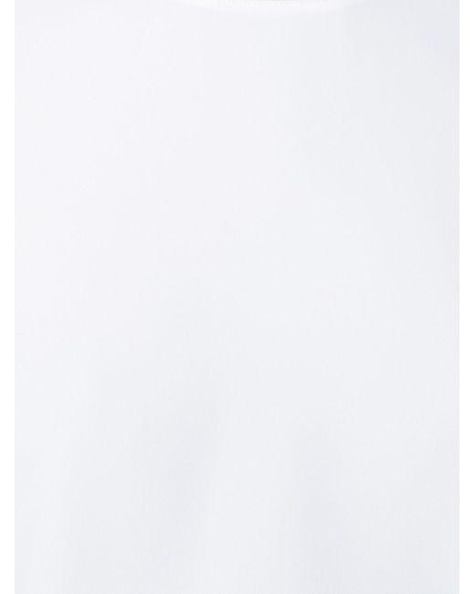 Майка Свободного Кроя Vince                                                                                                              белый цвет