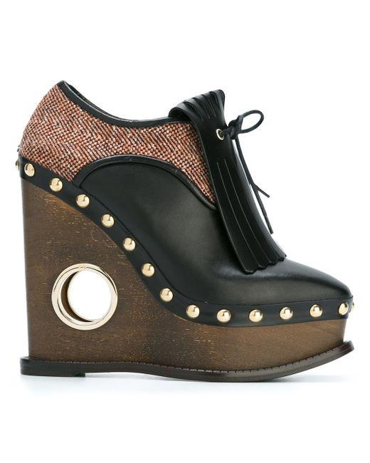 Туфли-Лодочки Layla Paloma Barceló                                                                                                              чёрный цвет