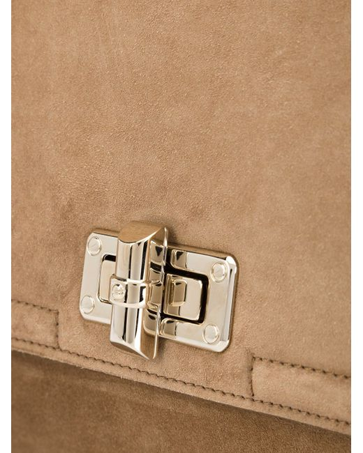 Medium Happy Shoulder Bag Lanvin                                                                                                              Nude & Neutrals цвет